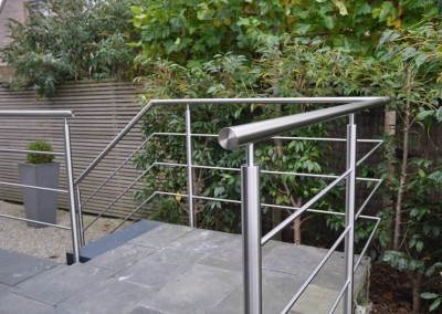 Balustrades staal-inox
