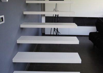 zwevende trap 6gr