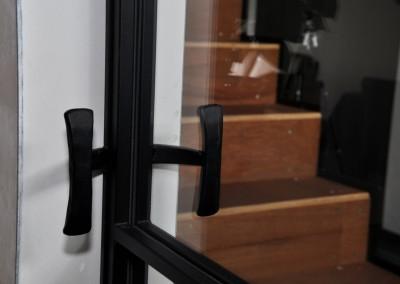 pivot deur detail