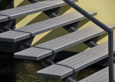 buitentrap aluminium 3